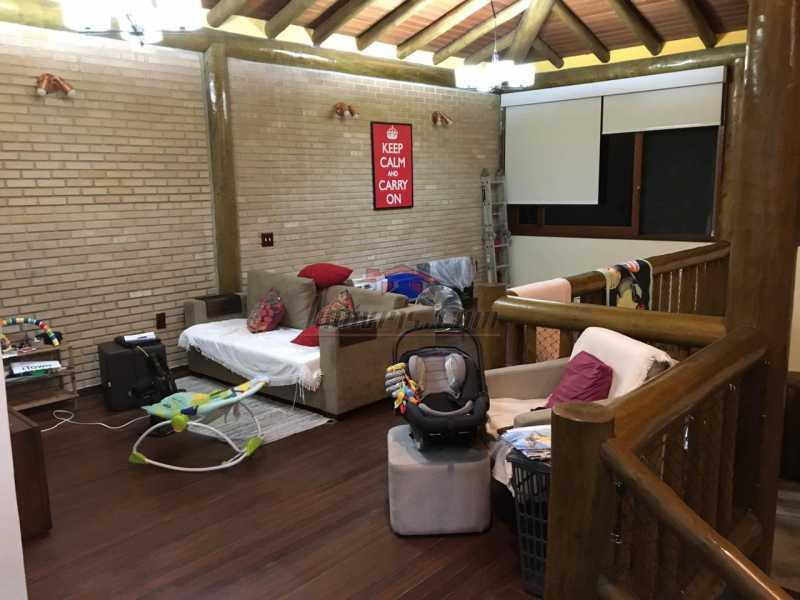 08 - Casa em Condomínio Vargem Grande, Rio de Janeiro, RJ À Venda, 3 Quartos, 348m² - PECN30231 - 8
