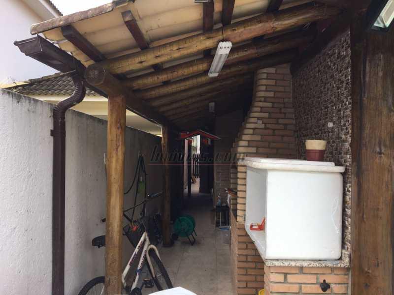 17 - Casa em Condomínio Vargem Grande, Rio de Janeiro, RJ À Venda, 3 Quartos, 348m² - PECN30231 - 19