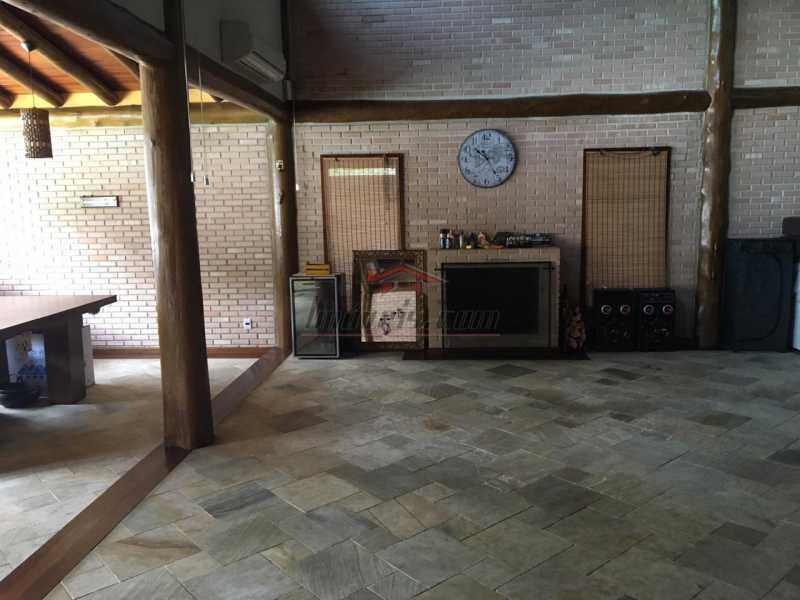 índice - Casa em Condomínio Vargem Grande, Rio de Janeiro, RJ À Venda, 3 Quartos, 348m² - PECN30231 - 10