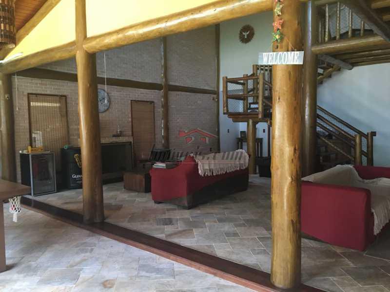 30 - Casa em Condomínio Vargem Grande, Rio de Janeiro, RJ À Venda, 3 Quartos, 348m² - PECN30231 - 28