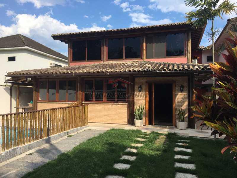 33 - Casa em Condomínio Vargem Grande, Rio de Janeiro, RJ À Venda, 3 Quartos, 348m² - PECN30231 - 4