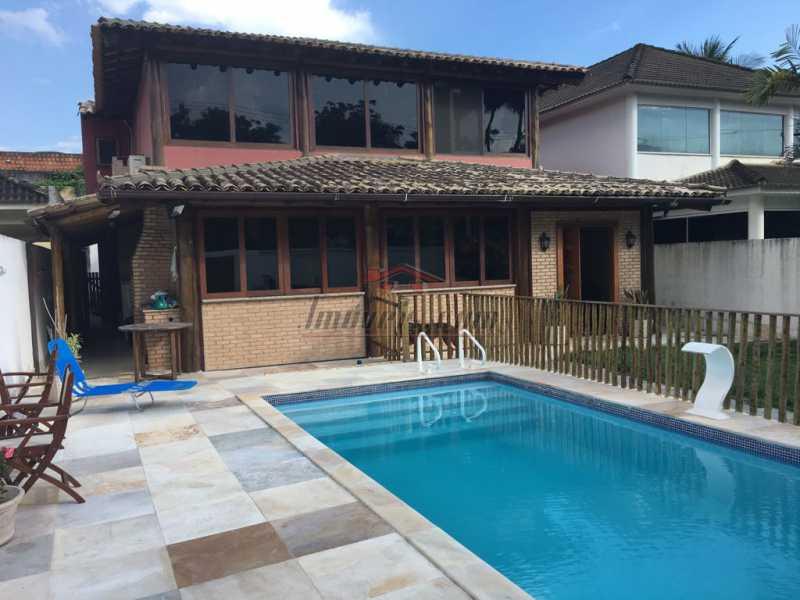 34 - Casa em Condomínio Vargem Grande, Rio de Janeiro, RJ À Venda, 3 Quartos, 348m² - PECN30231 - 1
