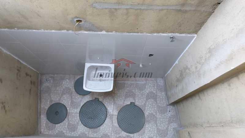 22. - Casa em Condomínio 2 quartos à venda Marechal Hermes, Rio de Janeiro - R$ 310.000 - PECN20181 - 22
