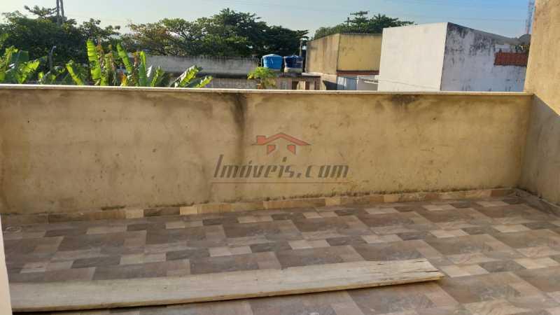24. - Casa em Condomínio 2 quartos à venda Marechal Hermes, Rio de Janeiro - R$ 310.000 - PECN20181 - 24
