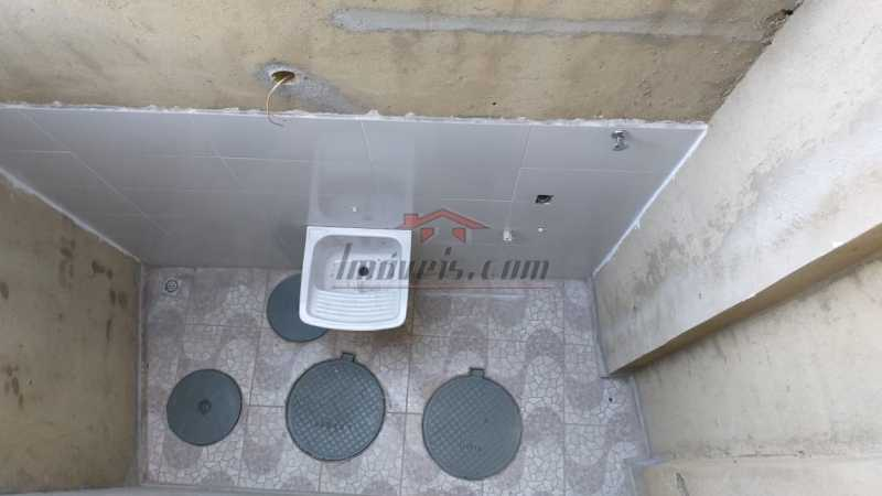 22. - Casa em Condomínio 2 quartos à venda Marechal Hermes, Rio de Janeiro - R$ 310.000 - PECN20184 - 22