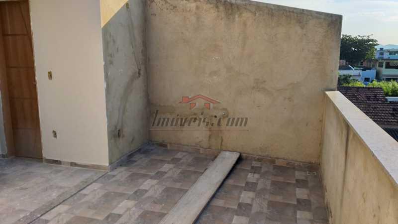 25. - Casa em Condomínio 2 quartos à venda Marechal Hermes, Rio de Janeiro - R$ 310.000 - PECN20184 - 25