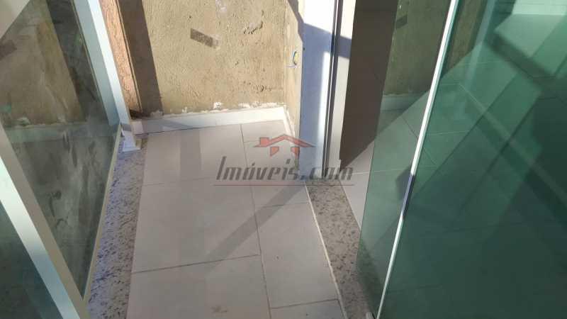 11. - Casa em Condomínio 2 quartos à venda Marechal Hermes, Rio de Janeiro - R$ 310.000 - PECN20186 - 12