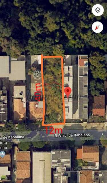 índice - Terreno 480m² à venda Engenho Novo, Rio de Janeiro - R$ 350.000 - PEBF00038 - 1