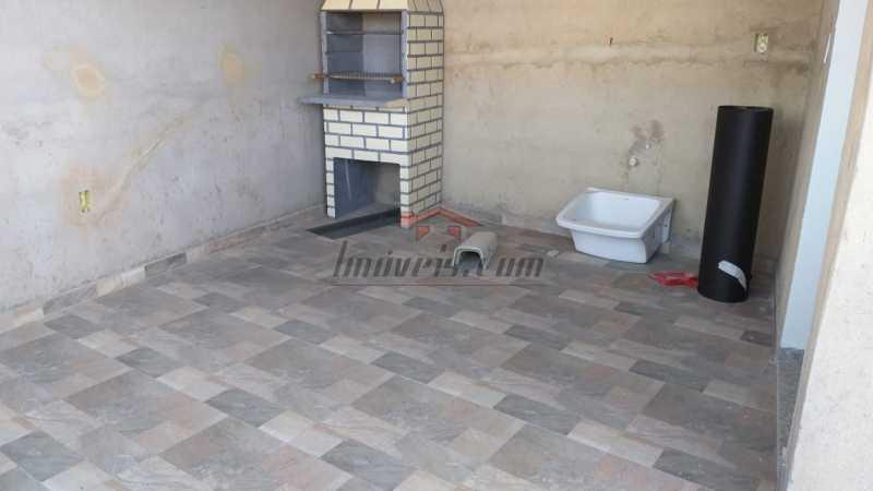 8 - Casa em Condomínio 2 quartos à venda Marechal Hermes, Rio de Janeiro - R$ 350.000 - PECN20192 - 25