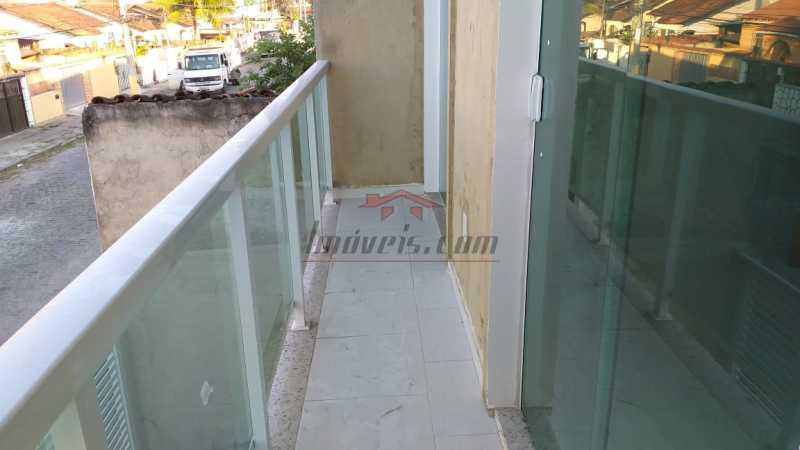 12 - Casa em Condomínio 2 quartos à venda Marechal Hermes, Rio de Janeiro - R$ 350.000 - PECN20192 - 9