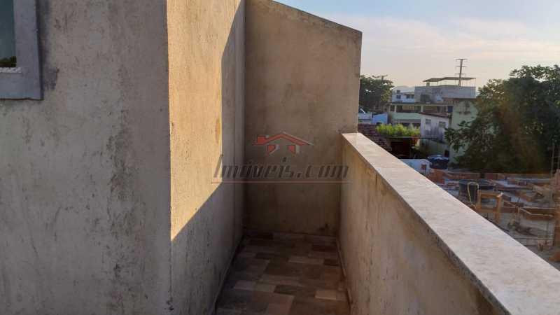 17 - Casa em Condomínio 2 quartos à venda Marechal Hermes, Rio de Janeiro - R$ 350.000 - PECN20192 - 30
