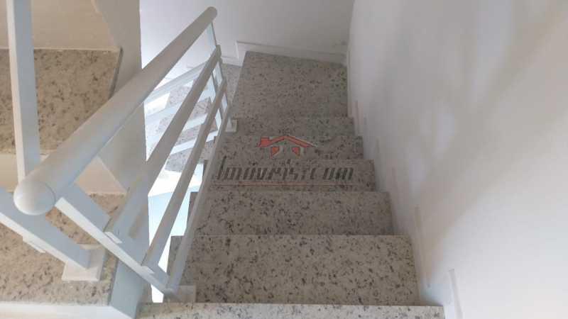 21 - Casa em Condomínio 2 quartos à venda Marechal Hermes, Rio de Janeiro - R$ 350.000 - PECN20192 - 21