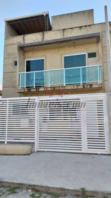 22 - Casa em Condomínio 2 quartos à venda Marechal Hermes, Rio de Janeiro - R$ 350.000 - PECN20192 - 1