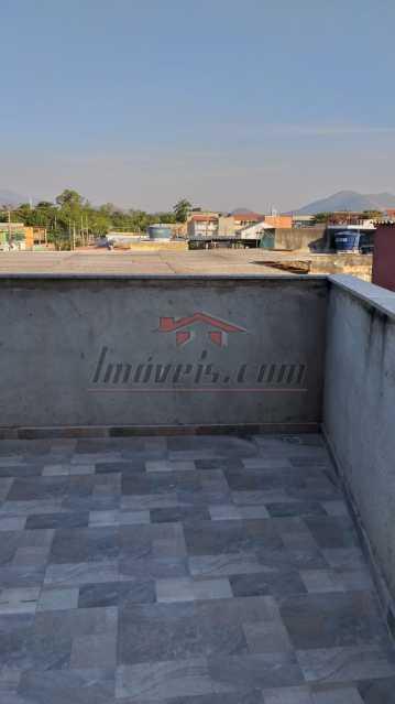 28 - Casa em Condomínio 2 quartos à venda Marechal Hermes, Rio de Janeiro - R$ 350.000 - PECN20192 - 5