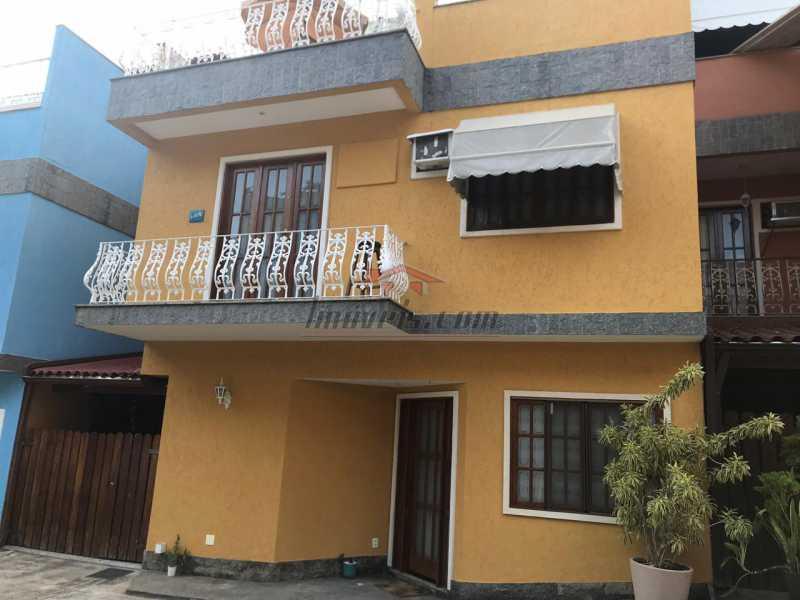 4 - Casa em Condomínio 4 quartos à venda Jacarepaguá, Rio de Janeiro - R$ 820.000 - PECN40091 - 3