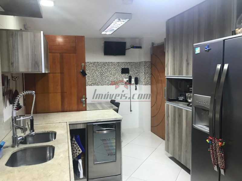 7 - Casa em Condomínio 4 quartos à venda Jacarepaguá, Rio de Janeiro - R$ 820.000 - PECN40091 - 17