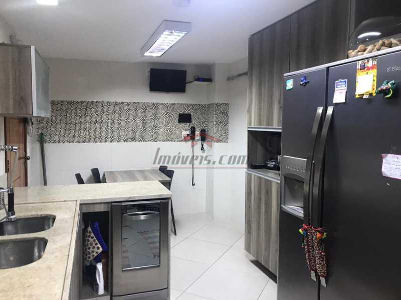 13 - Casa em Condomínio 4 quartos à venda Jacarepaguá, Rio de Janeiro - R$ 820.000 - PECN40091 - 22