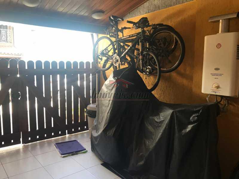 17 - Casa em Condomínio 4 quartos à venda Jacarepaguá, Rio de Janeiro - R$ 820.000 - PECN40091 - 6