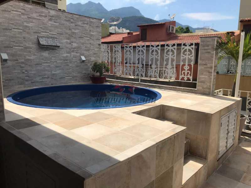 18 - Casa em Condomínio 4 quartos à venda Jacarepaguá, Rio de Janeiro - R$ 820.000 - PECN40091 - 7