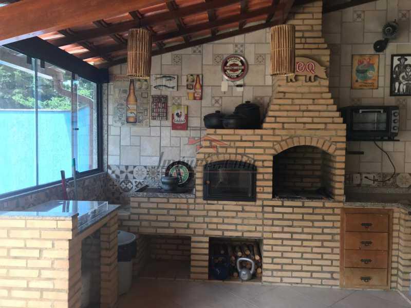 19 - Casa em Condomínio 4 quartos à venda Jacarepaguá, Rio de Janeiro - R$ 820.000 - PECN40091 - 9