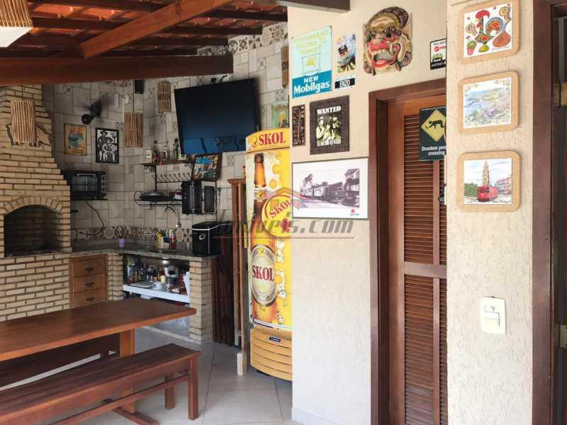 21 - Casa em Condomínio 4 quartos à venda Jacarepaguá, Rio de Janeiro - R$ 820.000 - PECN40091 - 11