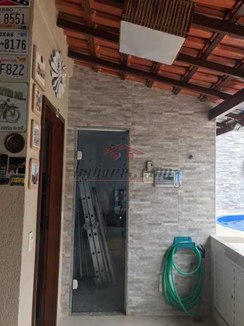 22 - Casa em Condomínio 4 quartos à venda Jacarepaguá, Rio de Janeiro - R$ 820.000 - PECN40091 - 24