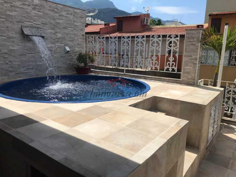 23 - Casa em Condomínio 4 quartos à venda Jacarepaguá, Rio de Janeiro - R$ 820.000 - PECN40091 - 8