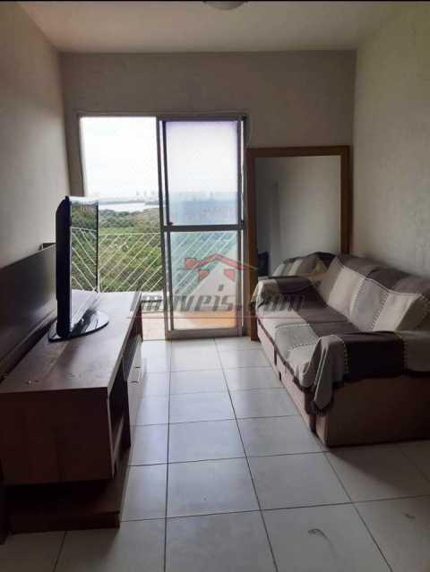 1 - Apartamento 2 quartos à venda Itanhangá, Rio de Janeiro - R$ 180.000 - PEAP21841 - 1