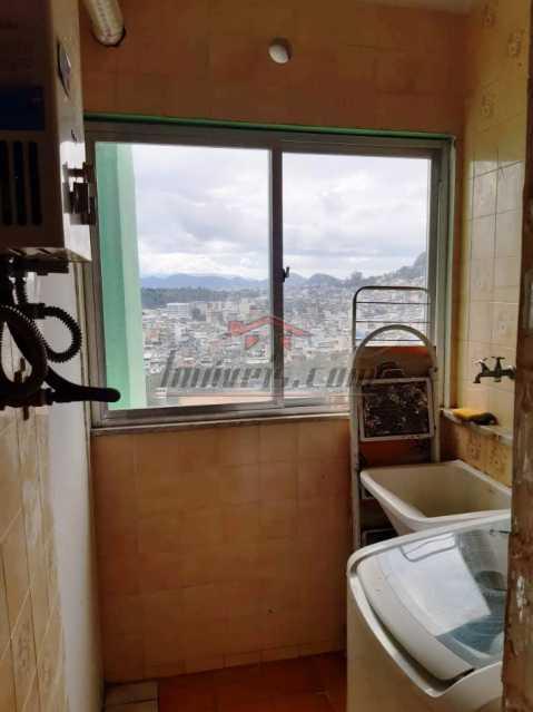 20 - Apartamento 2 quartos à venda Itanhangá, Rio de Janeiro - R$ 180.000 - PEAP21841 - 21