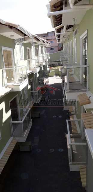 3 - Casa em Condomínio 3 quartos à venda Praça Seca, Rio de Janeiro - R$ 395.000 - PECN30234 - 4