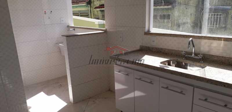 5 - Casa em Condomínio 3 quartos à venda Praça Seca, Rio de Janeiro - R$ 395.000 - PECN30234 - 6