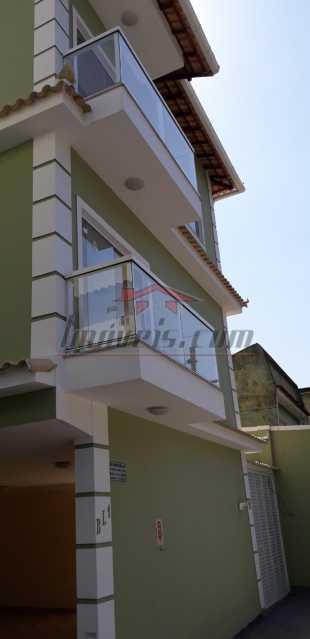23 - Casa em Condomínio 3 quartos à venda Praça Seca, Rio de Janeiro - R$ 395.000 - PECN30234 - 24