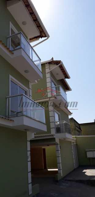 27 - Casa em Condomínio 3 quartos à venda Praça Seca, Rio de Janeiro - R$ 395.000 - PECN30234 - 28
