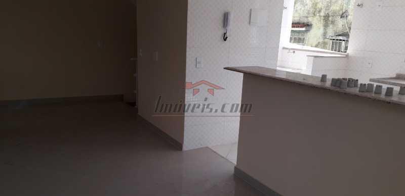 10 - Casa em Condomínio 3 quartos à venda Praça Seca, Rio de Janeiro - R$ 365.000 - PECN30238 - 11