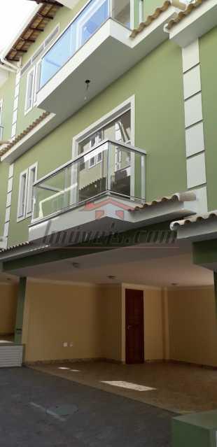 25 - Casa em Condomínio 3 quartos à venda Praça Seca, Rio de Janeiro - R$ 365.000 - PECN30238 - 26