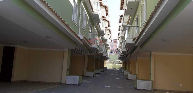 27 - Casa em Condomínio 3 quartos à venda Praça Seca, Rio de Janeiro - R$ 380.000 - PECN30240 - 28