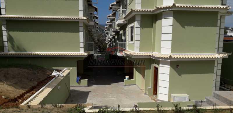 1 - Casa em Condomínio 1 quarto à venda Praça Seca, Rio de Janeiro - R$ 249.000 - PECN10005 - 1
