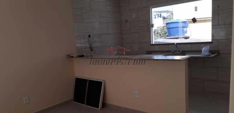 3 - Casa em Condomínio 1 quarto à venda Praça Seca, Rio de Janeiro - R$ 249.000 - PECN10005 - 4