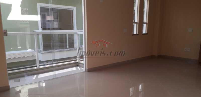 5 - Casa em Condomínio 3 quartos à venda Praça Seca, Rio de Janeiro - R$ 345.000 - PECN30246 - 6