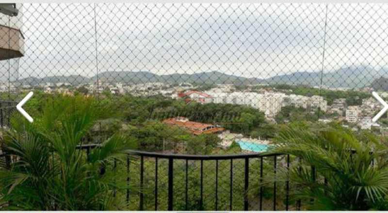 347925035207344 - Cobertura 3 quartos à venda Pechincha, Rio de Janeiro - R$ 540.000 - PECO30114 - 6