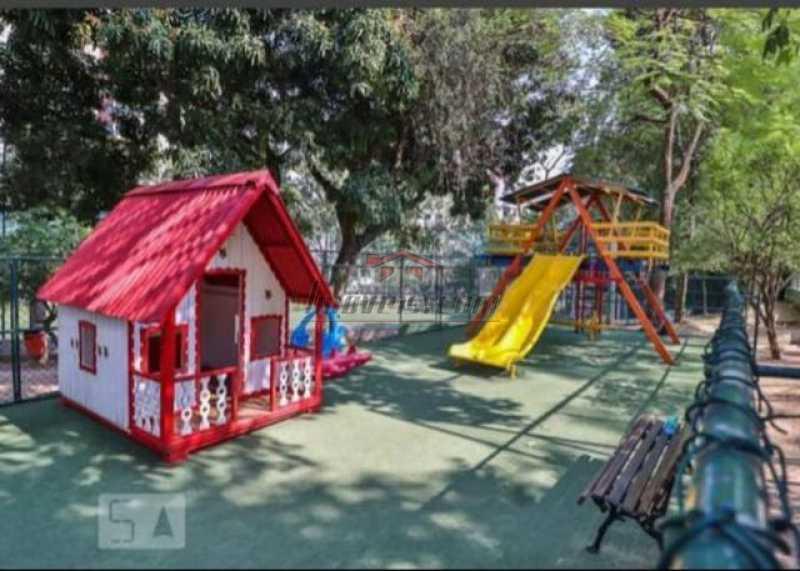 348925038585220 - Cobertura 3 quartos à venda Pechincha, Rio de Janeiro - R$ 540.000 - PECO30114 - 18