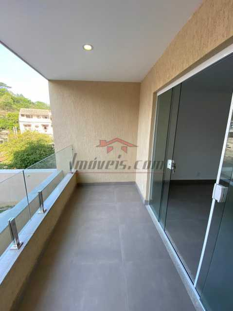 5. - Casa 2 quartos à venda Curicica, Rio de Janeiro - R$ 470.000 - PECA20198 - 6