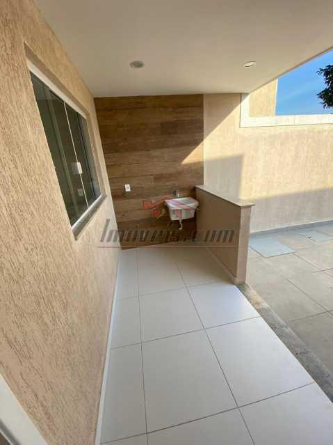 18. - Casa 2 quartos à venda Curicica, Rio de Janeiro - R$ 470.000 - PECA20198 - 19