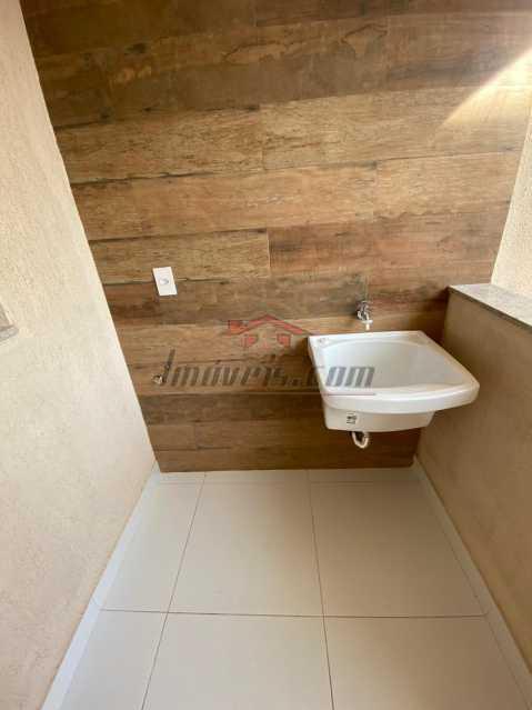 19. - Casa 2 quartos à venda Curicica, Rio de Janeiro - R$ 470.000 - PECA20198 - 20