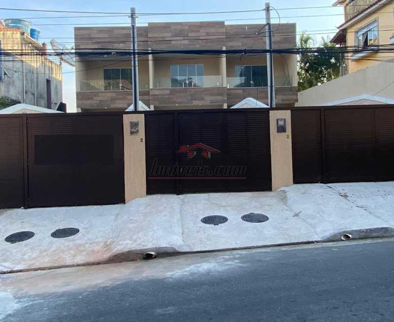 1. - Casa 2 quartos à venda Curicica, Rio de Janeiro - R$ 470.000 - PECA20199 - 1