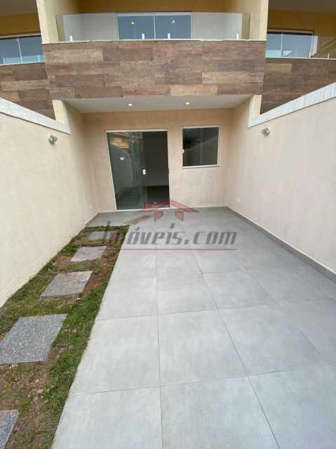 3. - Casa 2 quartos à venda Curicica, Rio de Janeiro - R$ 470.000 - PECA20199 - 4