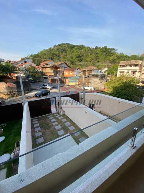 21. - Casa 2 quartos à venda Curicica, Rio de Janeiro - R$ 470.000 - PECA20199 - 22