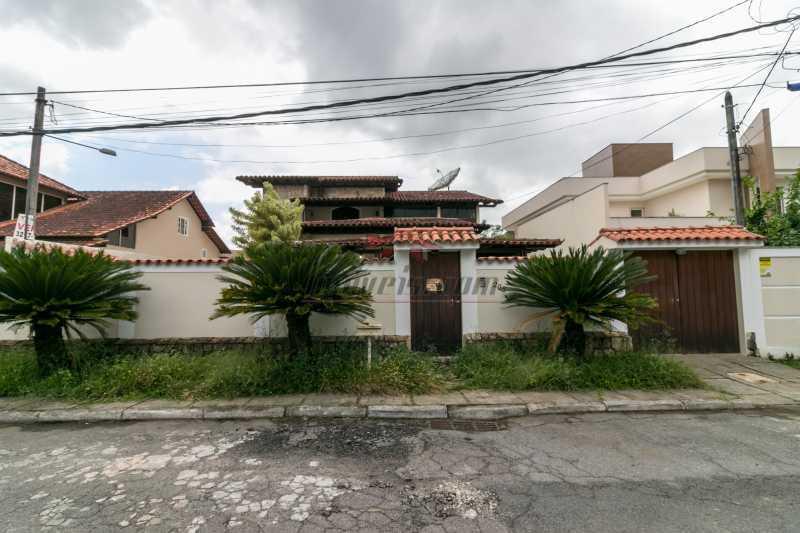 1 - Casa em Condomínio 4 quartos à venda Jacarepaguá, Rio de Janeiro - R$ 1.800.000 - PECN40092 - 1
