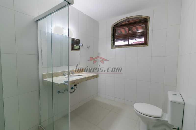 18 - Casa em Condomínio 4 quartos à venda Jacarepaguá, Rio de Janeiro - R$ 1.800.000 - PECN40092 - 19
