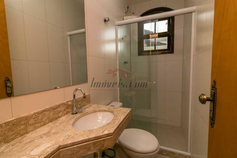 22 - Casa em Condomínio 4 quartos à venda Jacarepaguá, Rio de Janeiro - R$ 1.800.000 - PECN40092 - 23